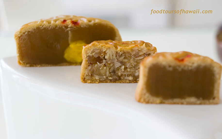 Chinese Mooncakes - Food Tours of Hawaii